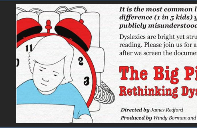 Rethinking How Students With Dyslexia >> Screening Of The Big Picture Rethinking Dyslexia Decoding