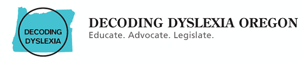Decoding Dyslexia Oregon