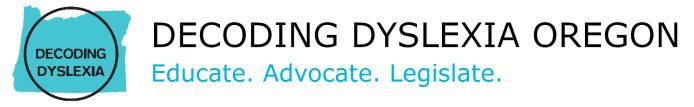 Decoding Dyslexia Oregon