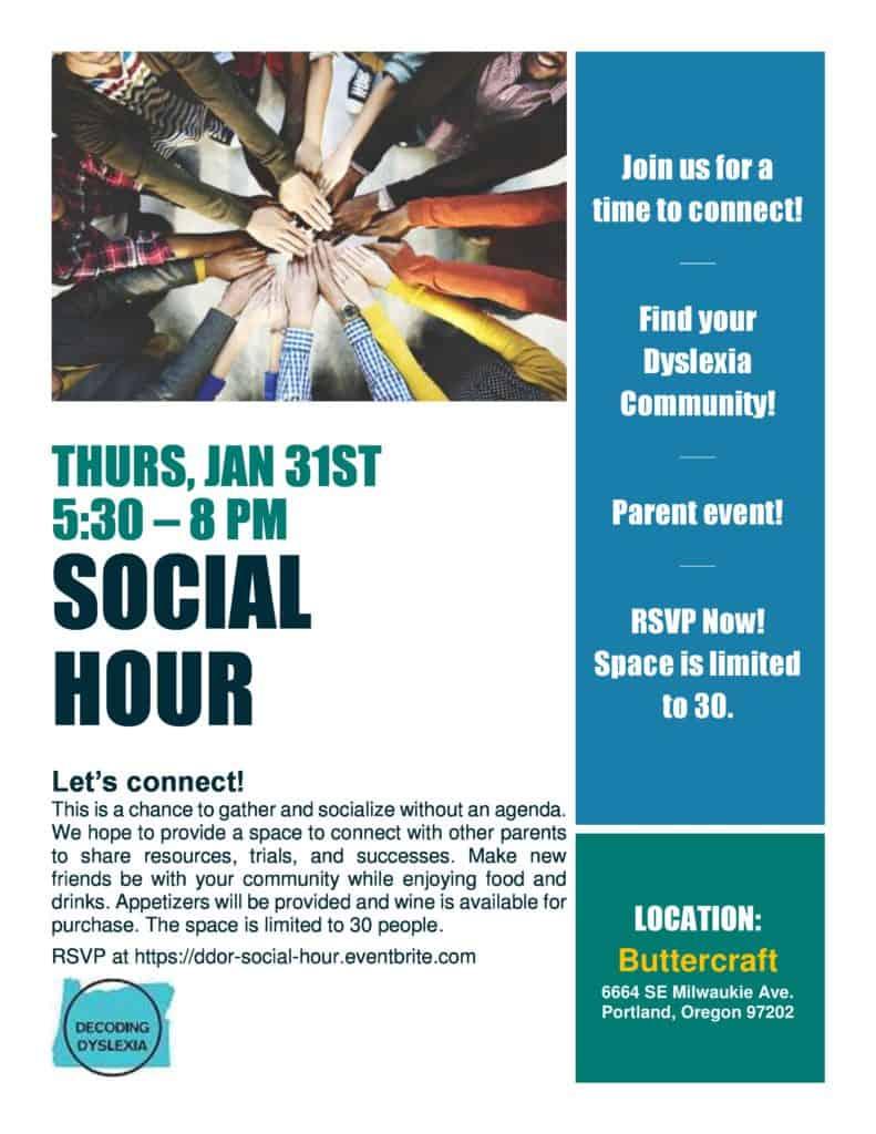 Social Hour! @ Portland