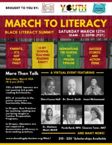 March to Literacy @ Virtual