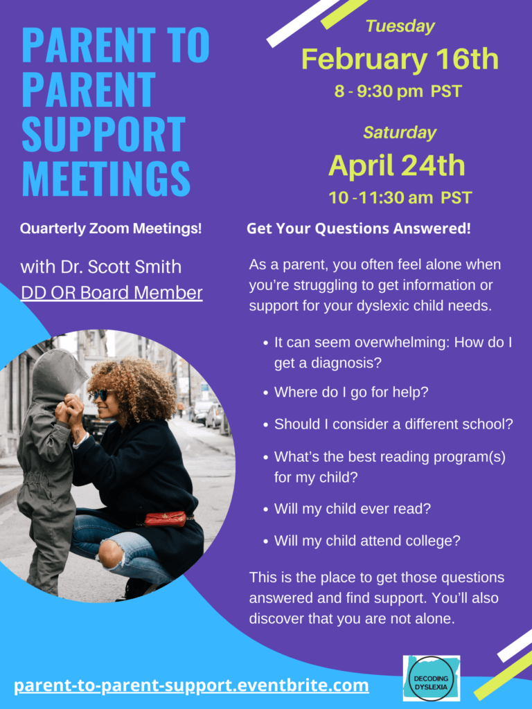 Parent to Parent: Support Meeting @ Virtual